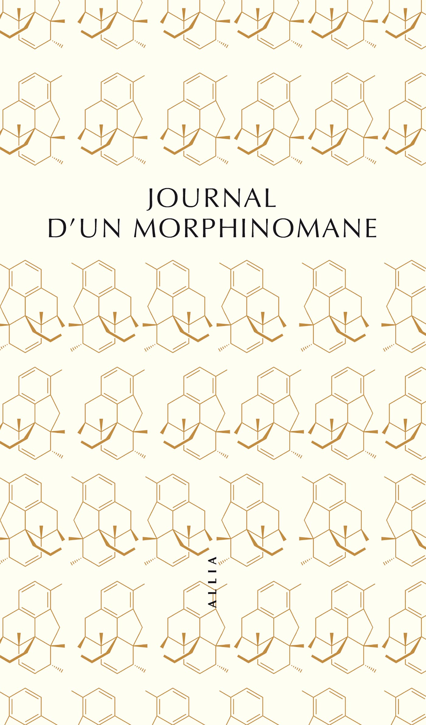 Journal d'un morphinomane