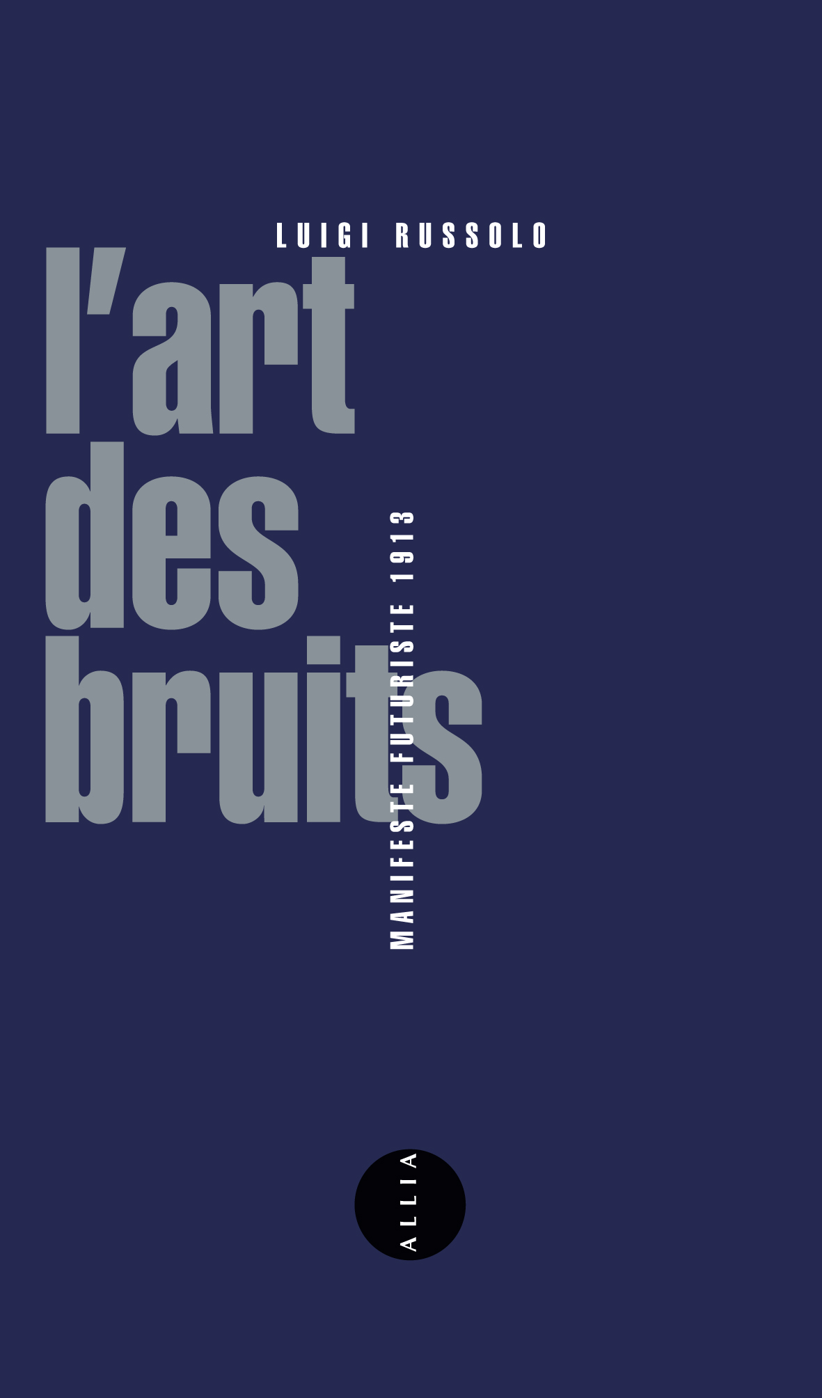 Art des bruits (L')